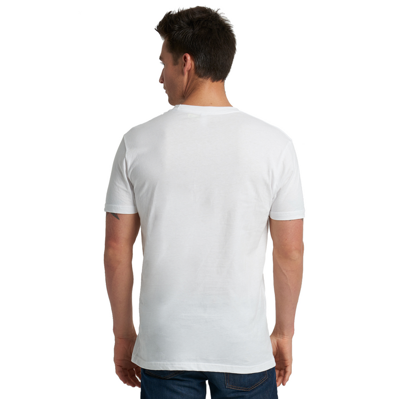 CHIC NYC MAN Limited Edition - White Boss T-Shirt