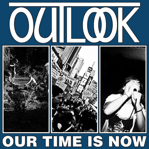 Our Time Is Now LP (Self-Released)