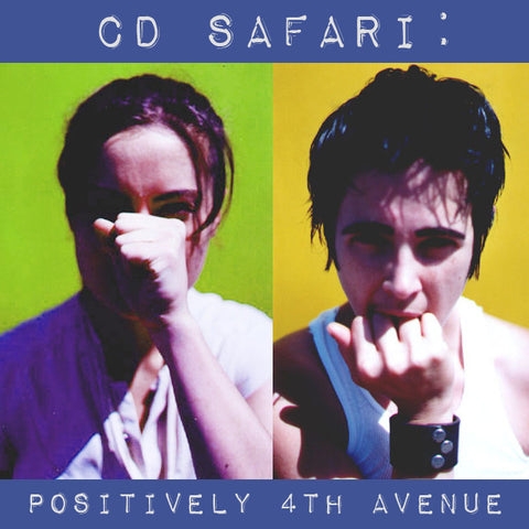 CD Safari: Positively 4th Avenue