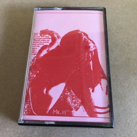 Bughouse I Mixtape CS (Not Normal Tapes)