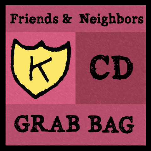 Friends & Neighbors CD Grab Bag!
