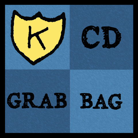 K CD Grab Bag