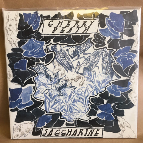 Saccharine 2x LP (Not Normal Tapes)