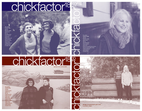 Chickfactor issue 18