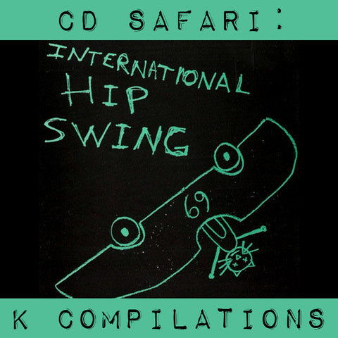 CD Safari: K Compilations