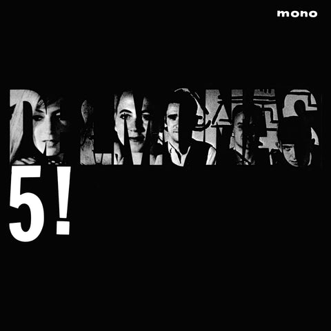 Delmonas 5! (Damaged Goods) LP