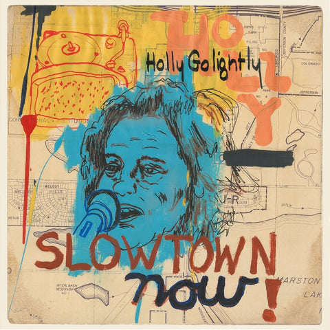 Slowtown Now! (Damaged Goods) LP