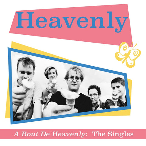 A Bout de Heavenly (Damaged Goods) singles compilation
