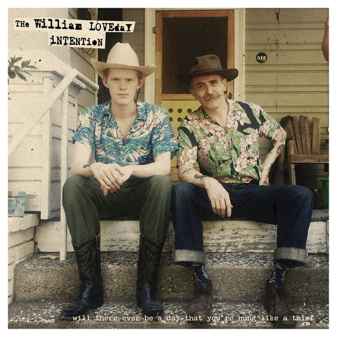 Will There Ever Be A Day That You're Hung Like A Thief? (Damaged Goods) LP