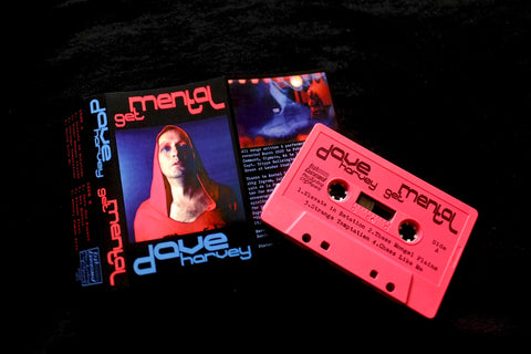 Get Mental (High Command Recording Company) cassette tape