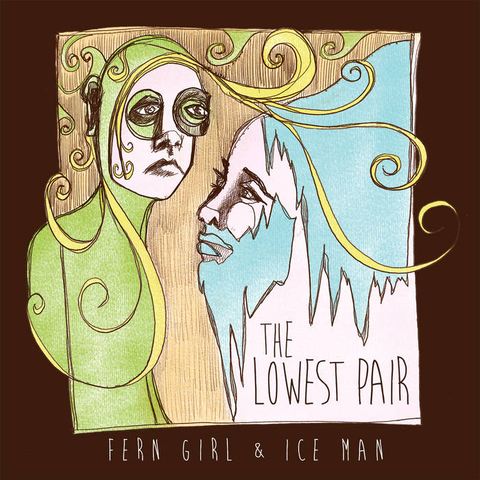Fern Girl & Ice Man (Team Love)