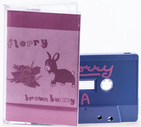 Brown Bunny (Sister Polygon 030) cassette tape