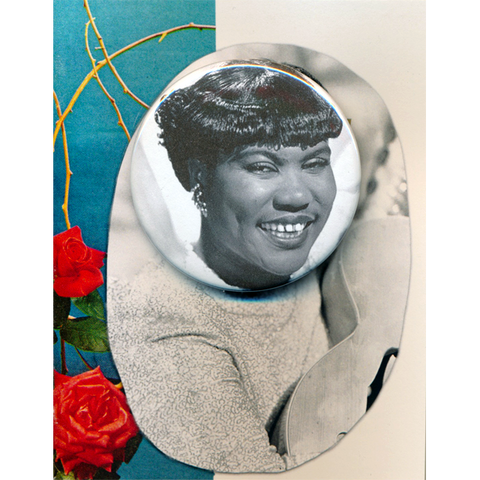 HEY LADY: Issue #5 Sister Rosetta Tharpe
