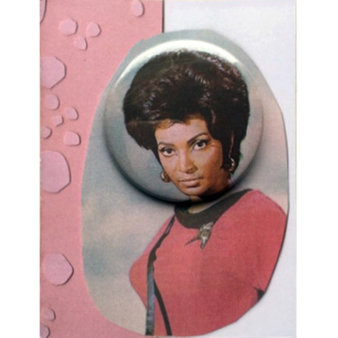 HEY LADY: Issue #2 Nichelle Nichols