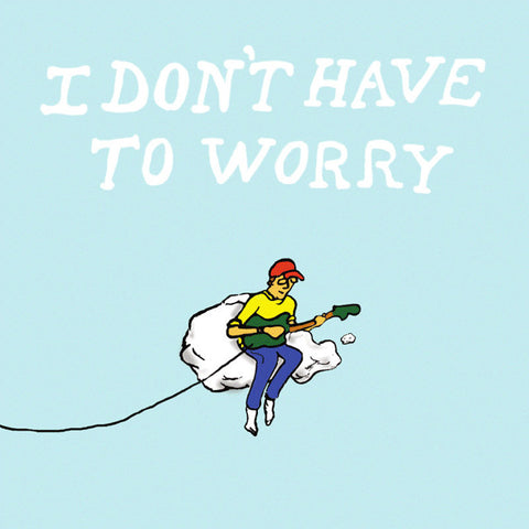 I Don't Have To Worry Cassette (It Takes Time Records)
