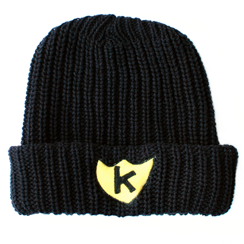 K Cotton Knit Cap