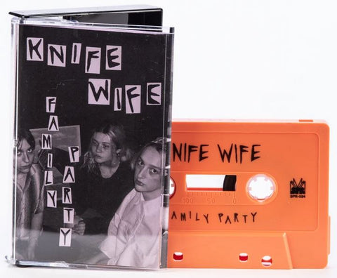 Family Party (Sister Polygon 034) cassette tape