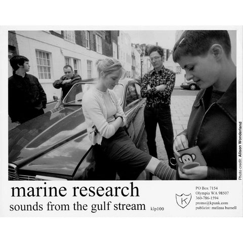 Sounds From the Gulf Stream Promo Glossy