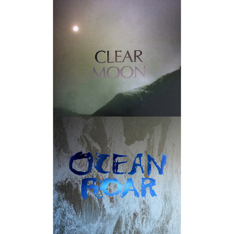 Clear Moon / Ocean Roar 2 x CD (7 E.P.)