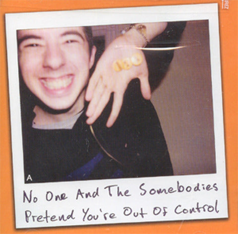 Pretend You're Out of Control CD