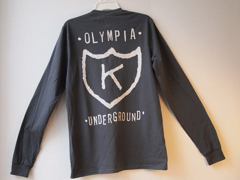 K Olympia Underground Long Sleeve Shirt