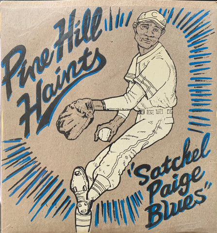 """Satchel Paige Blues"" / ""Whiskey in the Jar"" (Arkam Records) 7"" 45rpm"