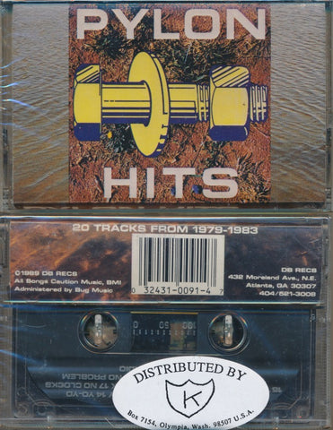 Hits (DB Records) cassette tape