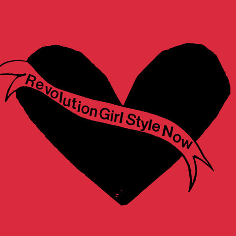 Revolution Girl Style Now LP + Download (Bikini Kill Records)