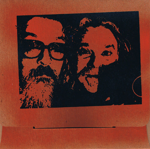R. Stevie Moore & Billy Anderson Split 7-inch (PIAPTK)