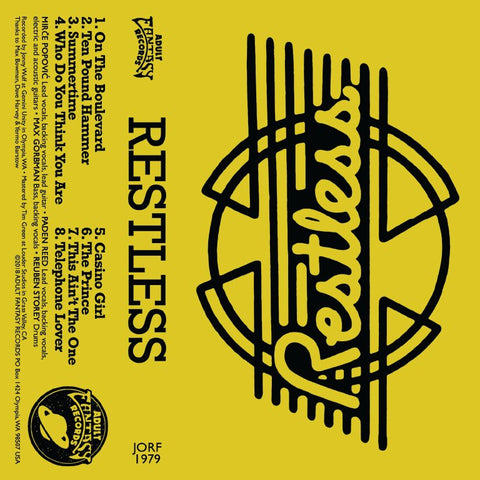 Restless CS (Adult Fantasy Records)