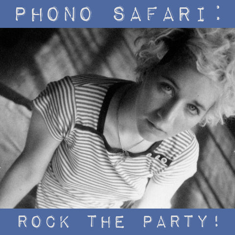"K Phono Safari 5 Pak: K Rock the Party! 12"" LPs"