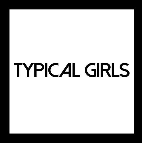 Typical Girls Volume Five compilation LP