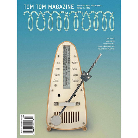 Issue #24: Time