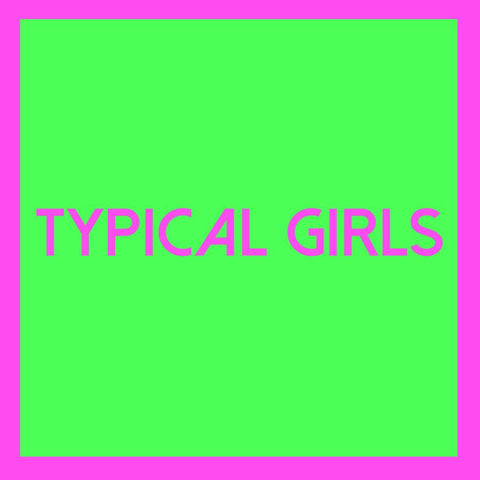 Typical Girls Volume Two compilation LP (Emotional Response)