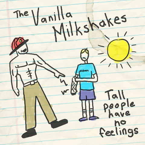 Tall People Have No Feelings CD (Stunted Growth Records)
