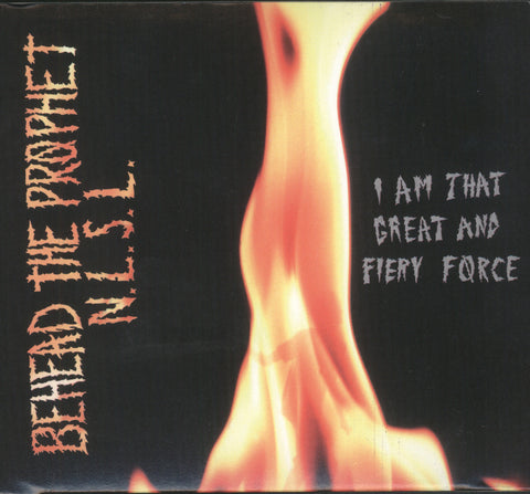 I Am That Great and Fiery Force CD