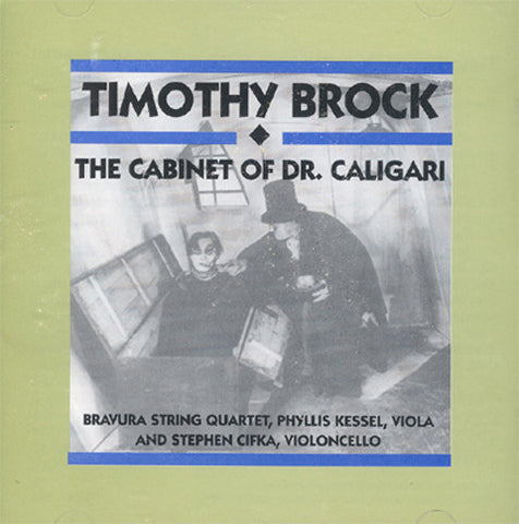 The Cabinet of Dr. Caligari CD