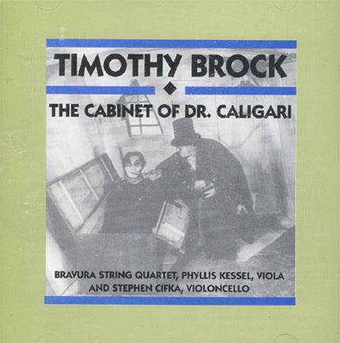 The Cabinet of Dr. Caligari CD – K Mail Order Department