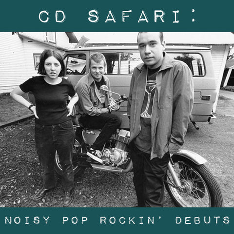 CD Safari: Noisy Pop Rockin' Debuts