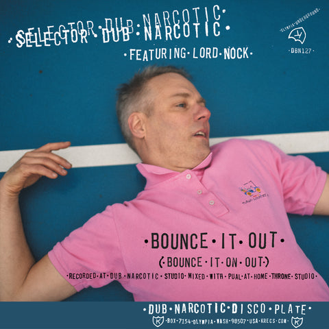 """Bounce It out (Bounce It on out)"" / ""Melodica Bounce Version"" [DBN127] PRE-ORDER"