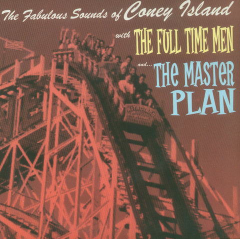 The Fabulous Sounds of Coney Island 7""