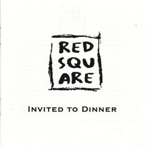 Red Square: Invited to Dinner CD