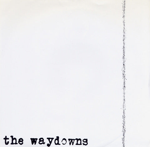 The Waydowns (IPU054)