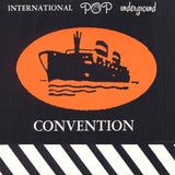 International Pop Underground Convention shirt