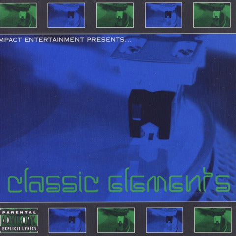 Classic Elements Compilation CD (KLP079)
