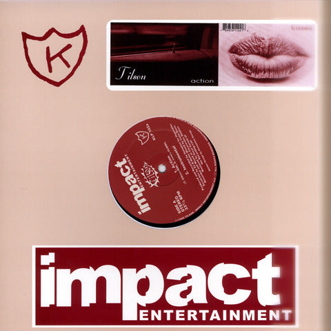 "Action / Kisses (KLP102) 12"" single"