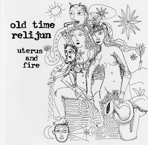 Uterus and Fire (KLP097)