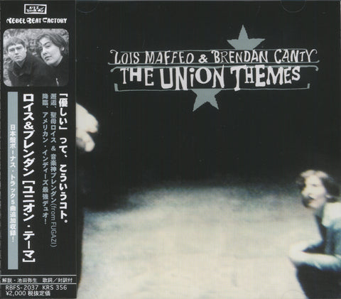 The Union Themes CD
