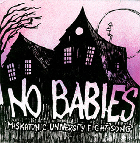 MISKATONIC UNIVERSITY FIGHT SONG 7""