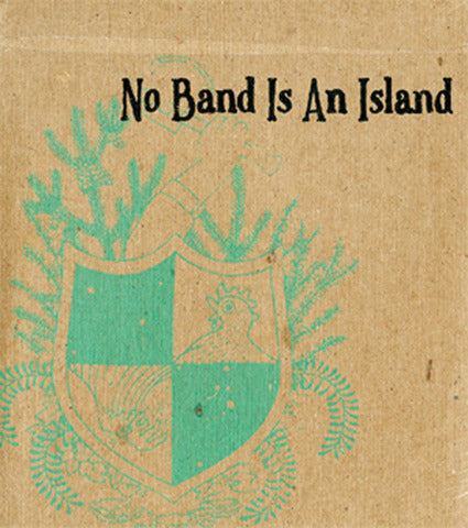 No Band Is An Island: 2008 Heck Fest Compilation CD